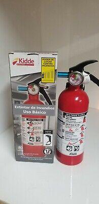 Kidde Fa5g Car Boat Rv Home Fire Extinguisher