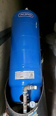 Amtrol 32gallon Vertical Pressure Water Well Tank Extrol Tank Modelch8003