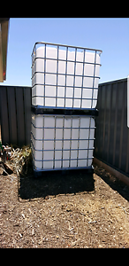 Ibc water tanks Huntly Bendigo Surrounds Preview