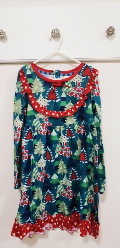 Matilda Jane Christmas Nightgown Size 8