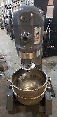 Hobart 60 Quart 60-qt Pizza Dough Restaurant Floor Mixer H-600 1 Single Ph1727