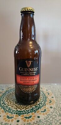 - Guinness Bulleit Bourbon Limited Edition Bottle.  Very Hard to Find!!