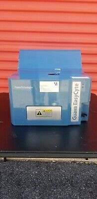 Guava Technologies Easycyte Plus Cytometry System Cell Phenotype