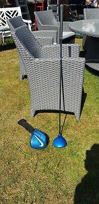 Nike Vapor Fly Driver + Headcover - Blue Tensei 50g Reg Flex Shaft - 8.5-12.5 L