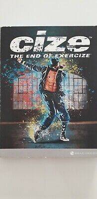 Cize- The End Of Exercise Workout Dance DVD Shaun T Home Fitness Plan
