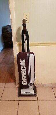 Oreck XL Silver Upright Vacuum Cleaner With Instructions & Spare Belt (Beautiful (Silver Upright Vacuum)