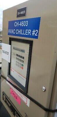 Trane Cvhe450 Centravac Chiller Control Panel