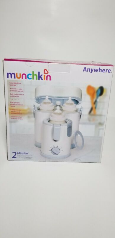 Munchkin Bottle Warmer/Cooler New In Box
