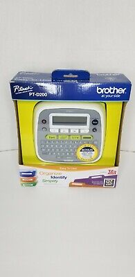Brand New Ob Brother P-touch Pt-d200 Label Printer.... Priced To Sell