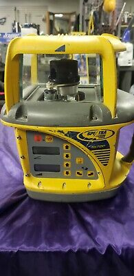 Trimble Spectra Precision Gl720 Dual Grade Laser Used Tested