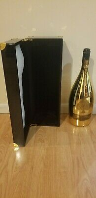 JEROBOAM ACE OF SPADES (ARMAND DE BRIGNAC) 3L EMPTY CHAMPAGNE BOTTLE WITH BOX