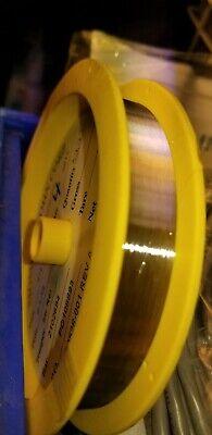 Sigmund Cohn Drawn 92-platinum8-tungsten Wire 3225ft Aval. .0013mm 479 Ptw