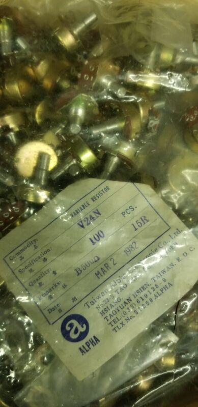 500 Ohm Potentiometer, (100 pieces)....
