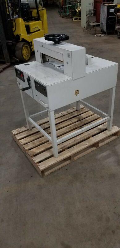 Triumph Ideal 4810A Industrial Paper Cutter T89072