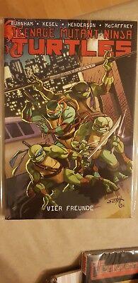 TEENAGE MUTANT NINJA TURTLES 6: Vier Freunde - - Vier Teenage Mutant Ninja Turtles
