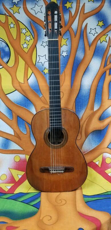 Salvador Ibanez Classical Guitar Made In Spain