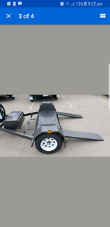 Wanted: Looking for a  car dolly gypsy trailer
