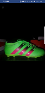 Adidas ace 16.2 primemesh soccer/foitball boots