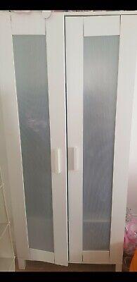 IKEA WARDROBE white ( Used )