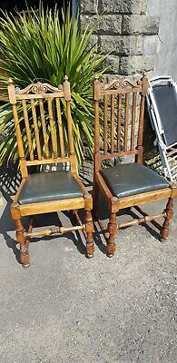 Pair of Georgian Chairs