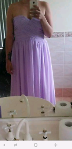 Bridesmaid/formal dress