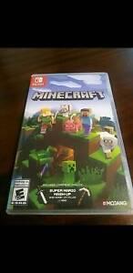 Minecraft Nintendo switch *BRAND NEW*