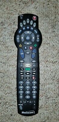 Atlas M1056B03  Remote Control DVR Cable Box Time Warner Mediacom Rogers