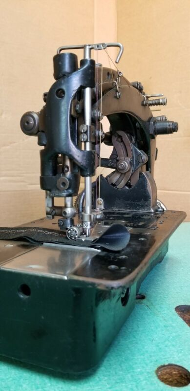 ONE OF A KIND ..... UNION SPECIAL INDUSTRIAL SEWING MACHINE.....