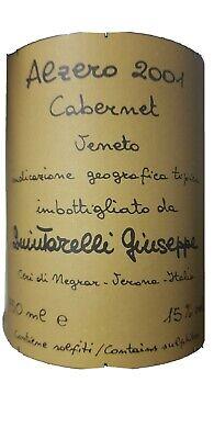 Alzero 2001 Quintarelli cabernet souvignon Veneto