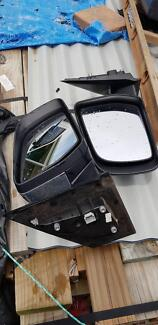 MAZDA BT50 (OR FORD RANGER)  GENUINE ELECTRIC SIDE MIRRORS for a