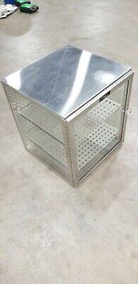 Statnip Boekel Desiccator Cabinet Stainless Steel 20x20x21.5 Inside