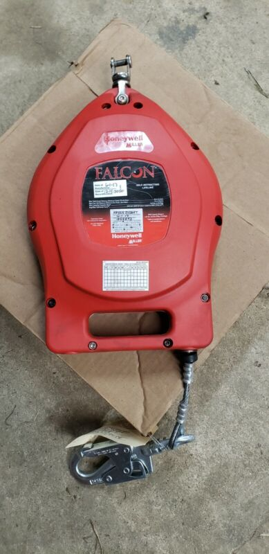 Miller Falcon 50 Ft. Self-Retracting Wire Rope Lifelines MP50G-Z7/50FT