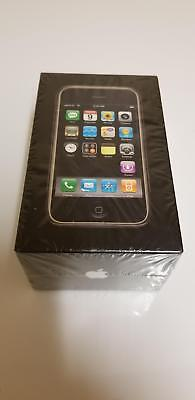 Label NEW SEALED !! FIRST GENERATION !!! APPLE IPHONE 1 2G 8GB Mill UNLOCKED