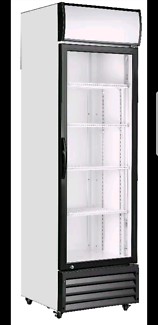 Brand New 430L Commercial Display Fridge