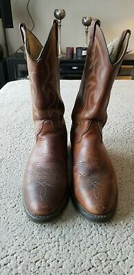 "Double H Men's Work/Western Boot 10 EE ""Cowboy/Work/Durable"