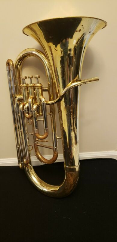 King Euphonium in Great Shape, ready for next owner