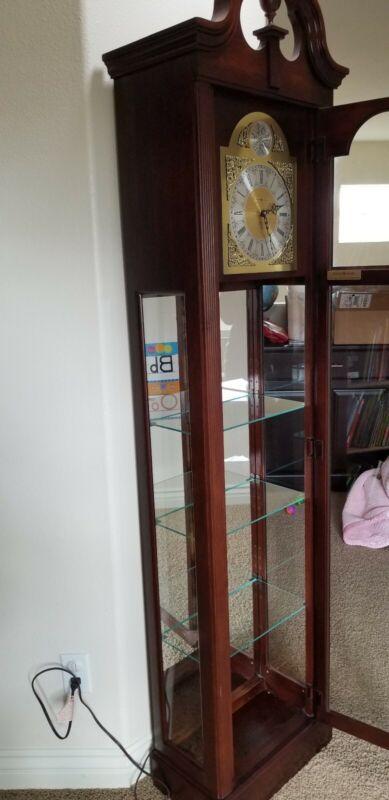 Howard Miller Cherish Grandfather Clock Floor Clock 610 614