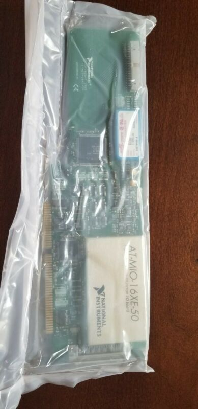 National Instruments AT-MIO-16XE-50