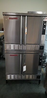 Blodgett Zephaire Convention Ovens - Double Stack Used Tested