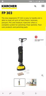 Wanted: Karcher floor polisher