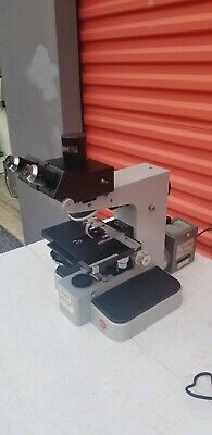 Leitz Wetzlar Orthoplan Research Microscope