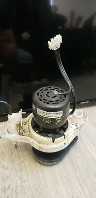Manitowoc Ice Machine Water Pump Msp2 Pn 000001153 115v Ph1 .42a