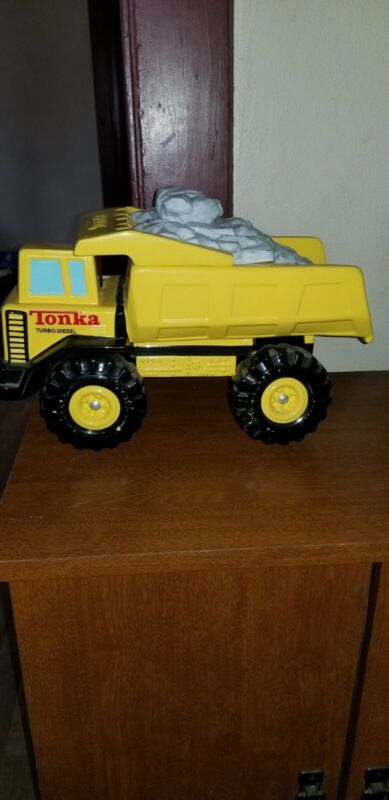 "Vintage ""Tonka"" Turbo Diesel Dumptruck Cookie Jar"