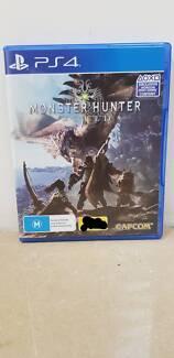 Monster Hunter world BRAND NEW