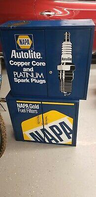 Vintage Napa Metal Storage Cabinets