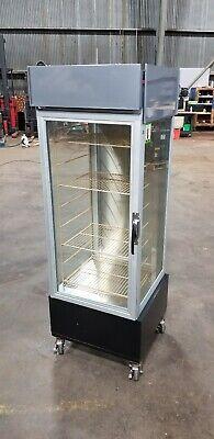 Hatco Flav-r-savor Pfst-1x Holding Cabinet Display Pizza Warmer