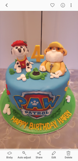 Kids Cakes and Special Occasion Cakes Made To Order