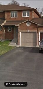 2 bedroom Townhouse for rent in south Barrie