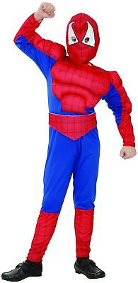 Spinnenmann Superheld Kostüm für Jungen - Junge Spinne Kostüme