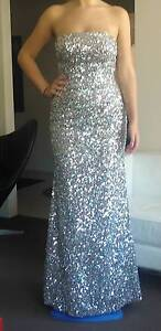Stunning Sequin Ball Gown by Dana Mathers RRP $1200.00 Perth Perth City Area Preview